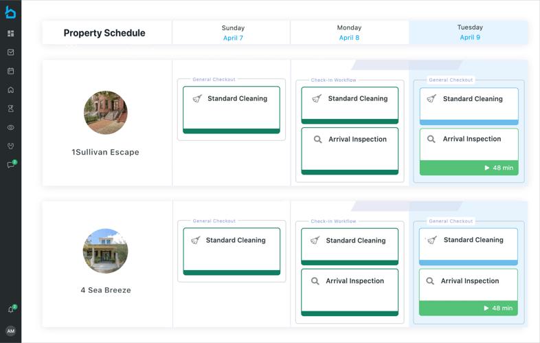 Breezeway's Property Operations Platform