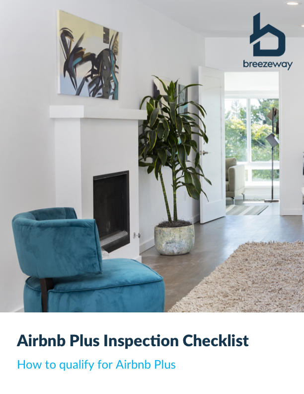 Airbnb Plus Inspection Checklist (Cover)